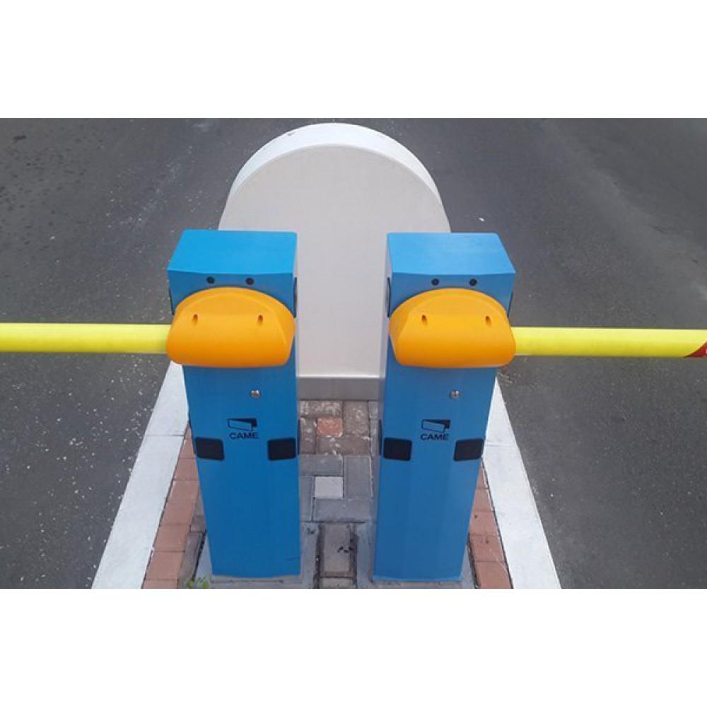 Шлагбаум CAME G3250 LED интенсивность 100% (стрела 4 м)