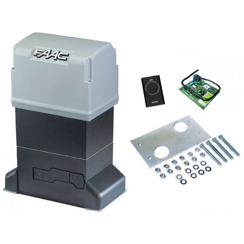 Автоматика для откатных ворот FAAC 844 R 3PH