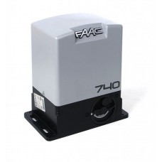 Автоматика для откатных ворот FAAC 740