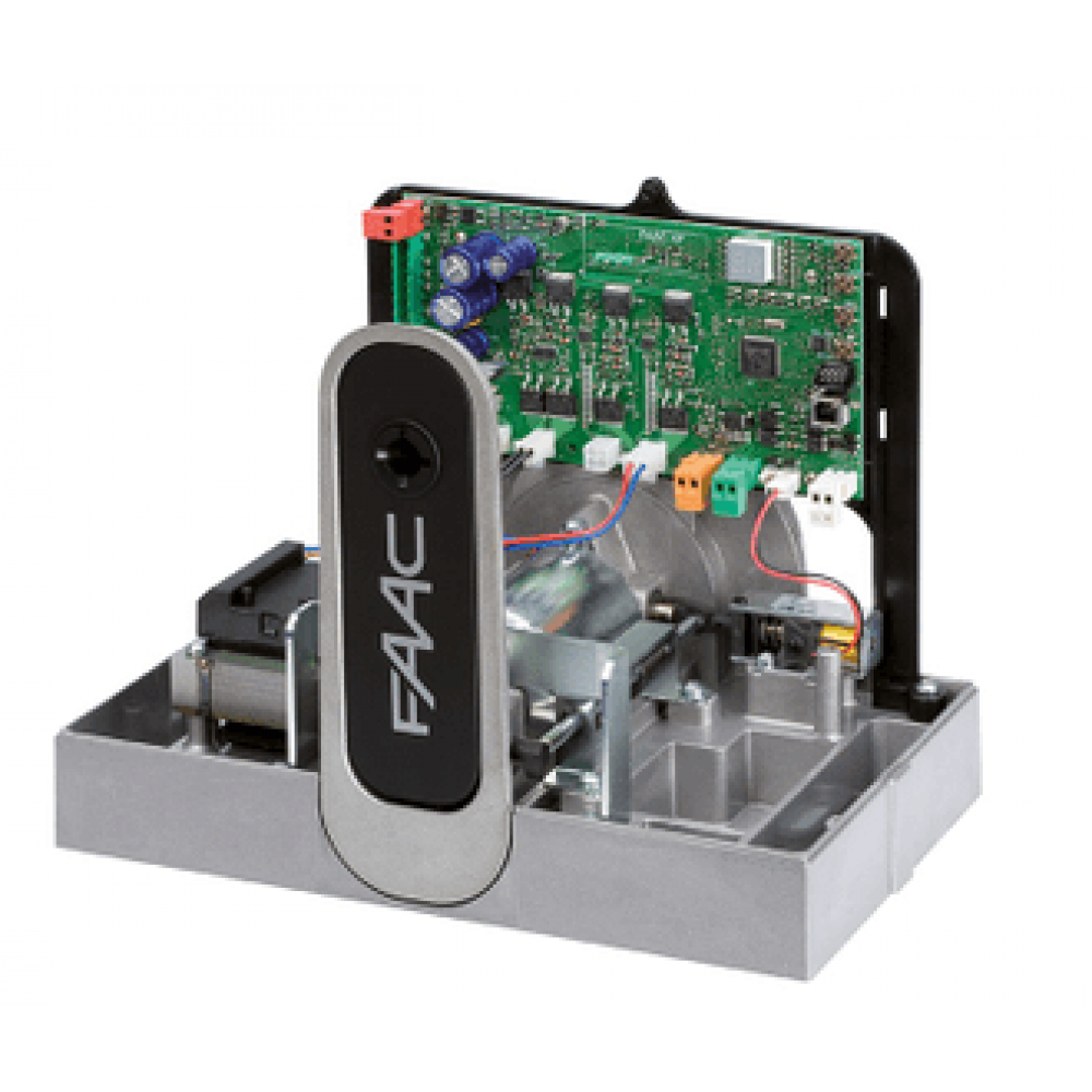 Автоматика для откатных ворот FAAC 721