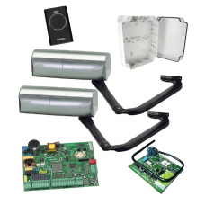 Автоматика для распашных ворот FAAC 390 KIT