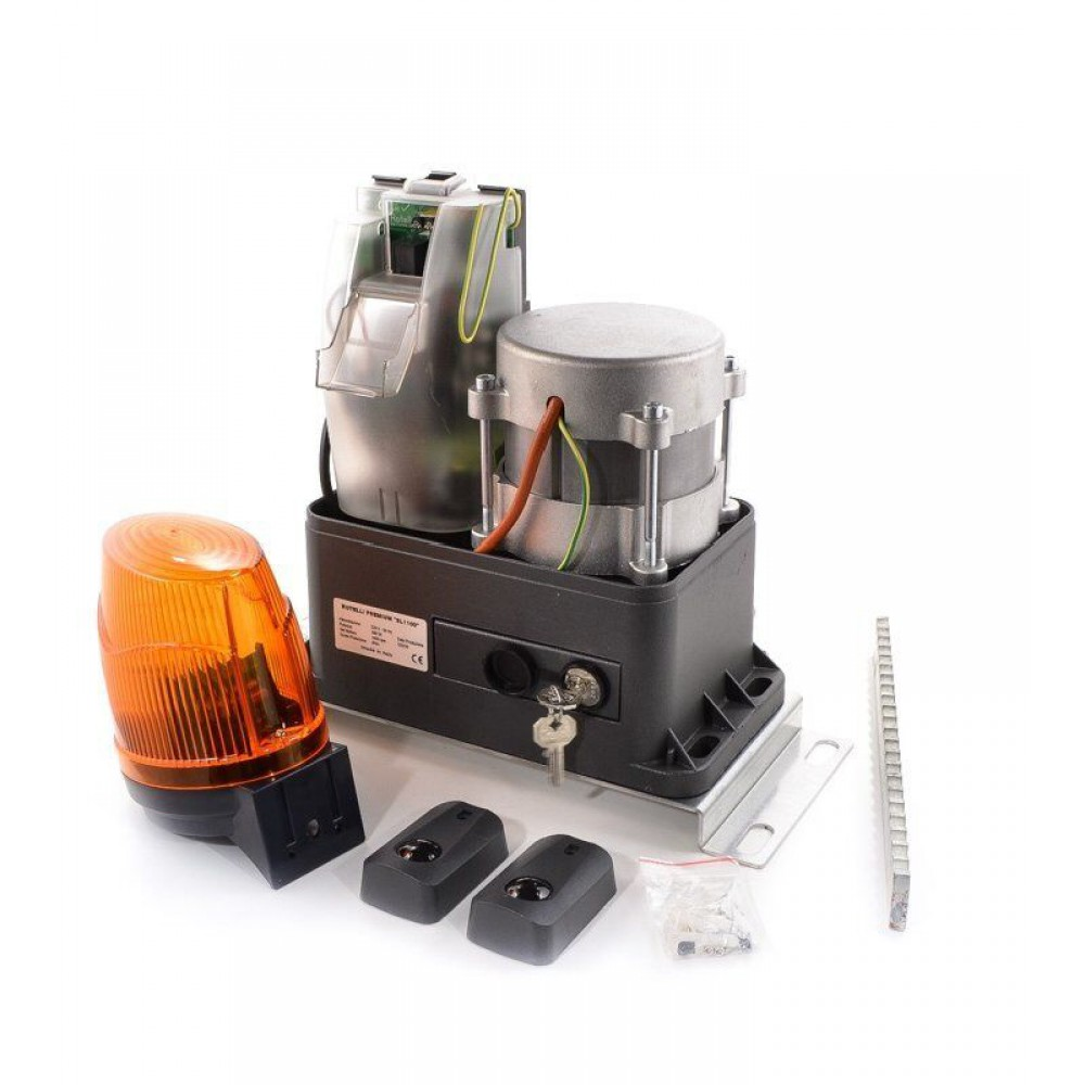 Автоматика для откатных ворот Rotelli SL 1300
