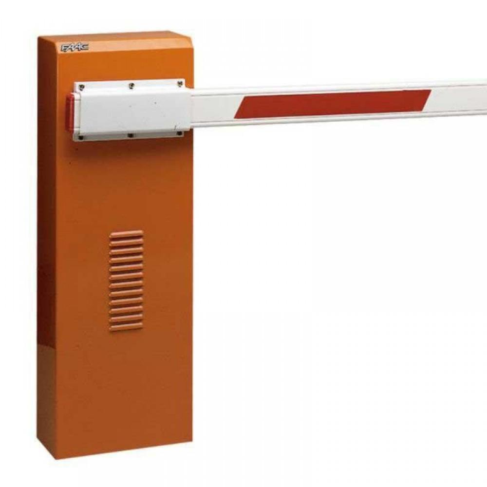 Шлагбаум FAAC 640 Rapid WINTER -40°C интенсивность 100% (стрела прямоугольная 7 м)