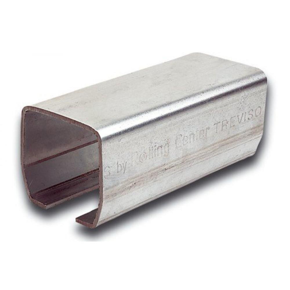 Фурнитура для откатных ворот Rolling Center STANDART, до 600 кг, черная 5 мм