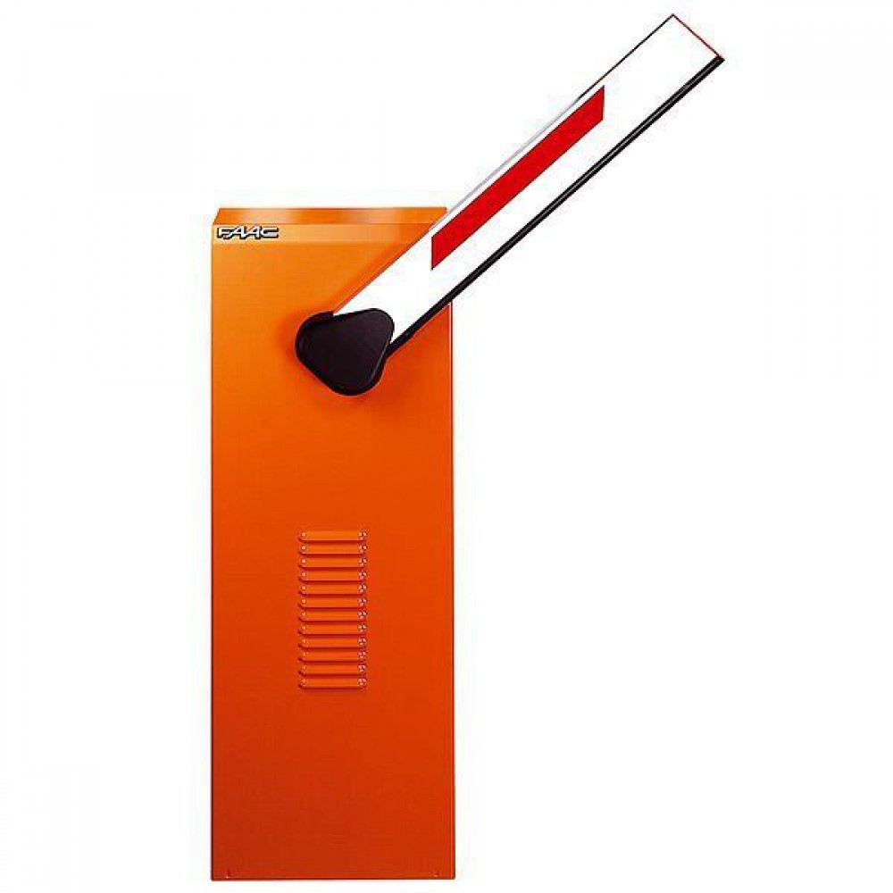 Шлагбаум FAAC 620 STD WINTER -40°C интенсивность 70% (стрела прямоугольная 4,8 м)