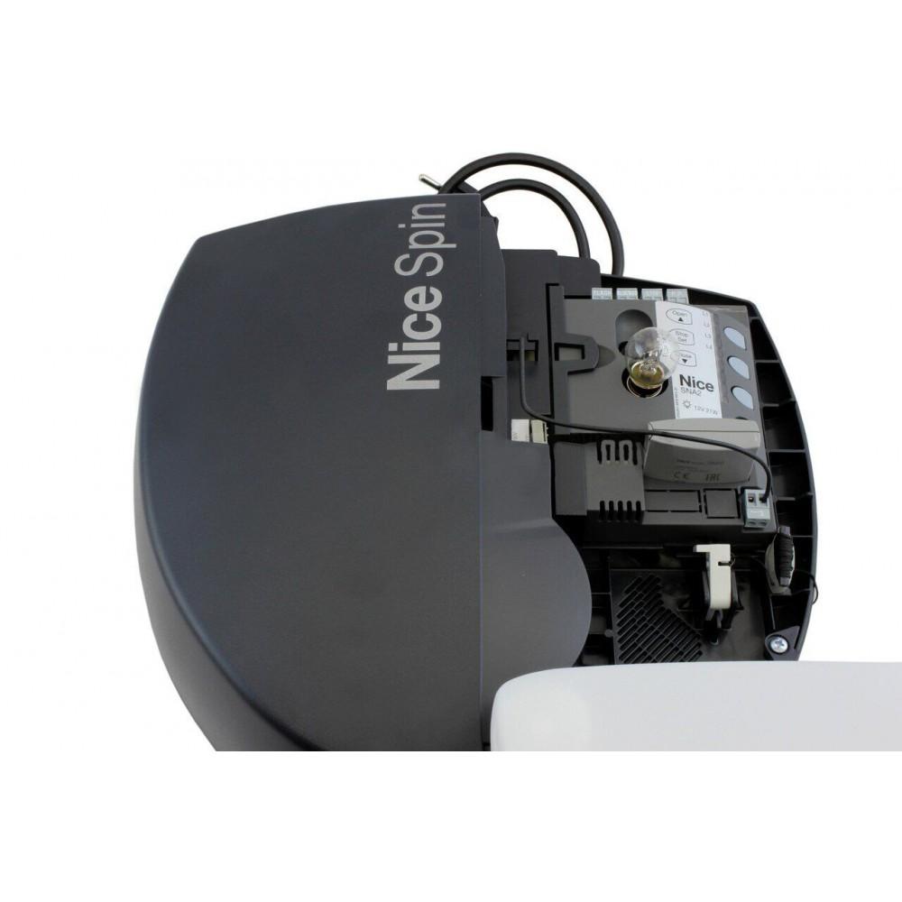 Автоматика для гаражных ворот NICE SPIN6041