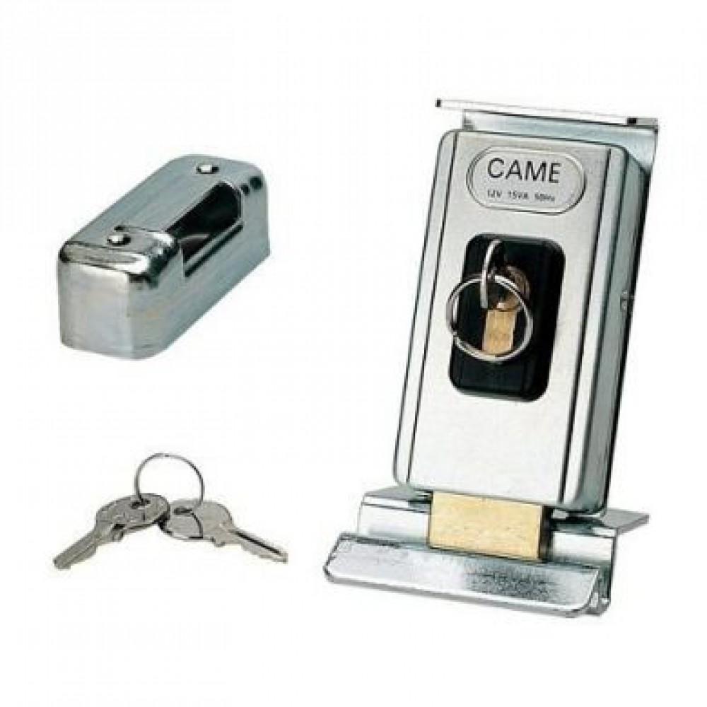 Одноцилиндровый электрический замок CAME LOCK81 (12 V)