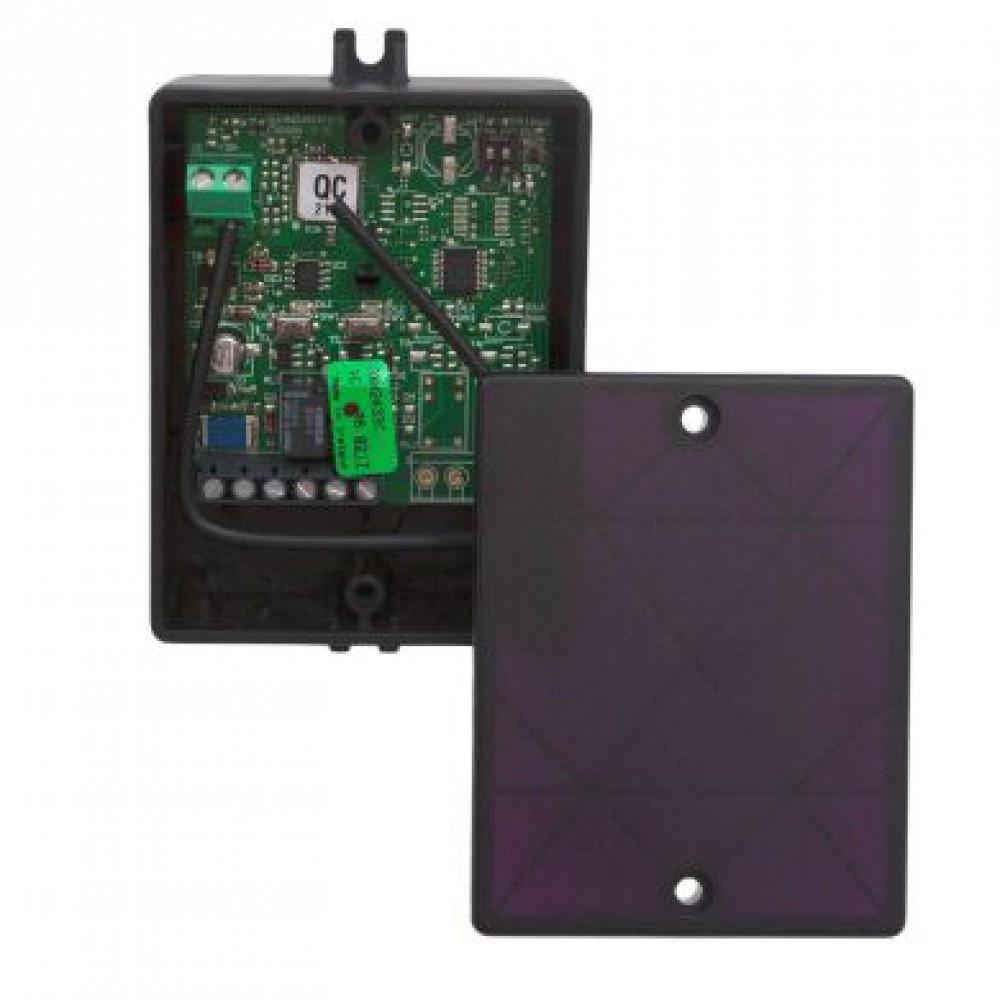 Внешний универсальный 2-х канальный приемник FAAC XR2 433 МГц