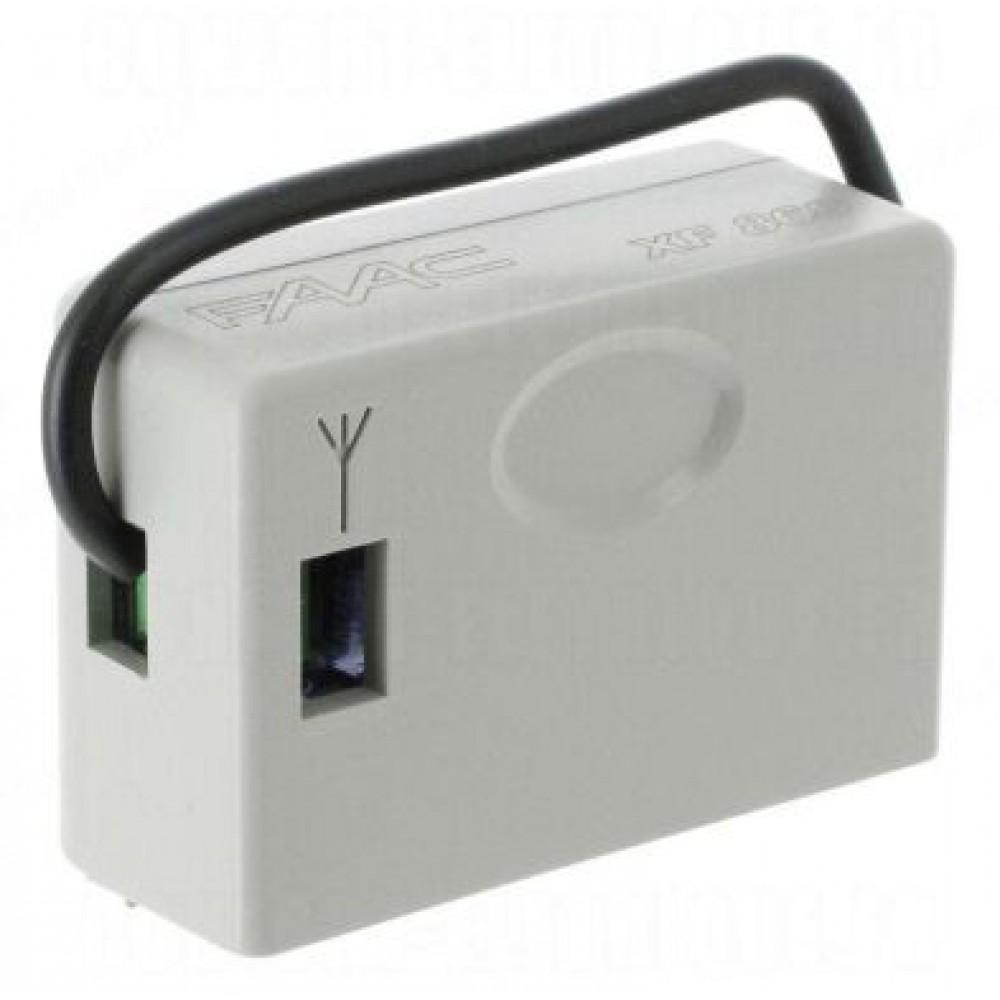 Приемник FAAC XF 868 МГц (встраивается)