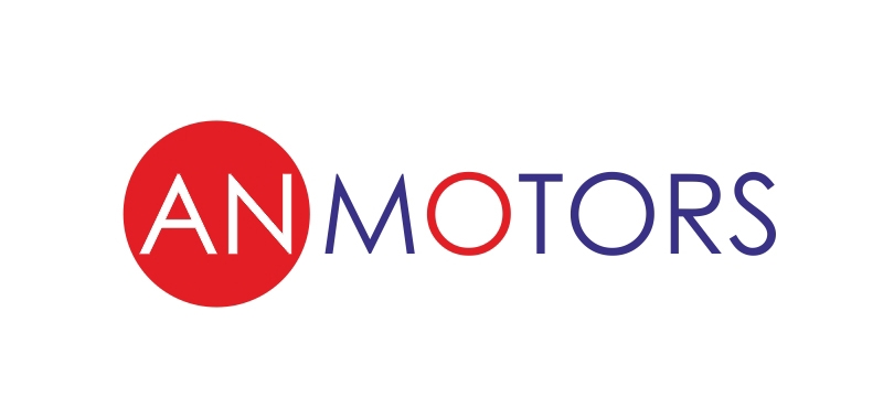AN Motors logo