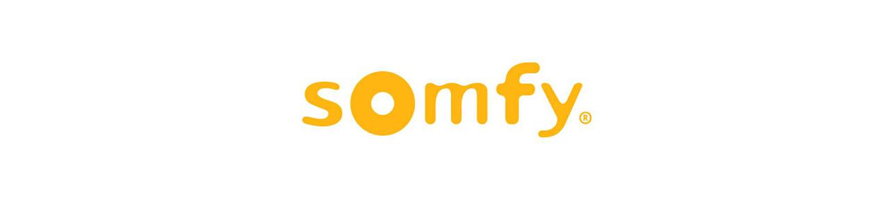 Логотип Somfy
