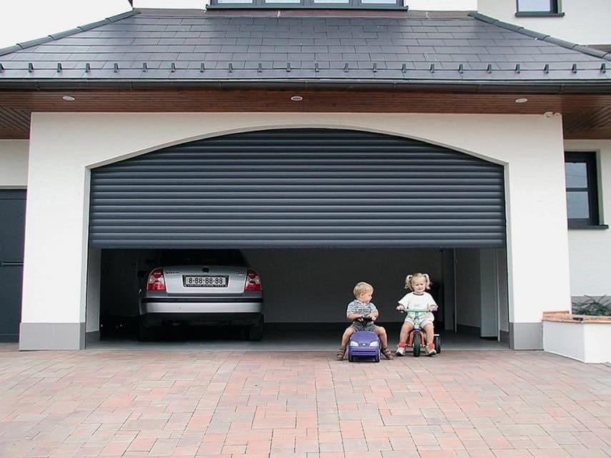 Автоматика для гаражных ворот GANT