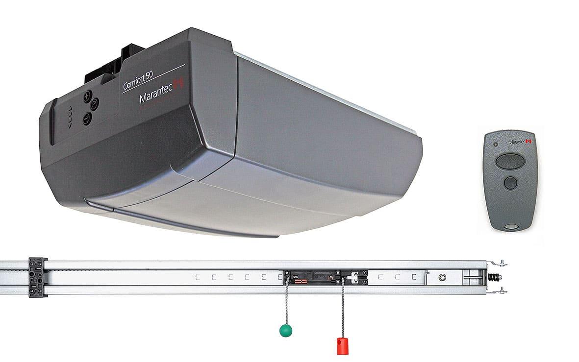 Автоматика для гаражных ворот MARANTEC